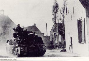 bevrijding Alphen oorlog