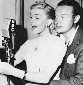 Doris Day Kappelhoff Bob Hope