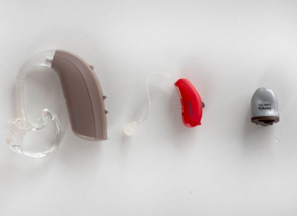gehoorapparaat horen
