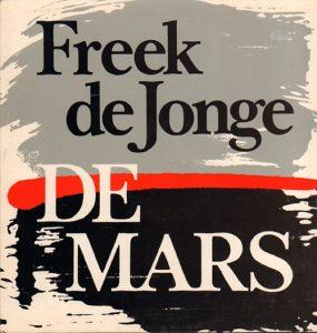 Freek de Jonge Mars