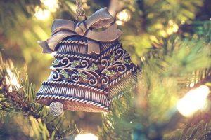 kerstklokjes kerstboom