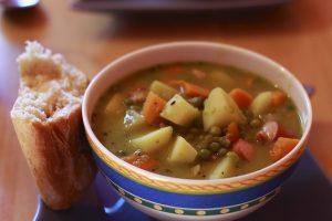 erwt snert soep