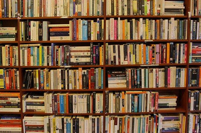 boeken boekenkast