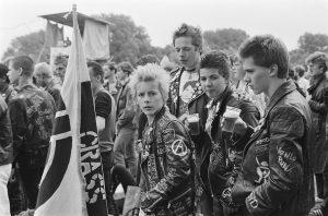 punkers parkpop