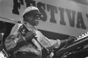 jazz Davies muziek trompet