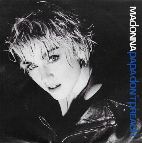 Madonna papa dont preach cover