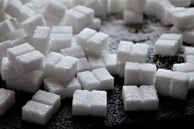 suikerklontjes suiker
