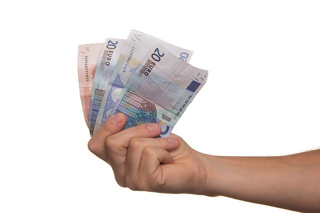 geld geven lenen